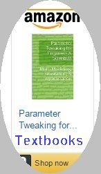 Parameter Tweaking Textbooks Link